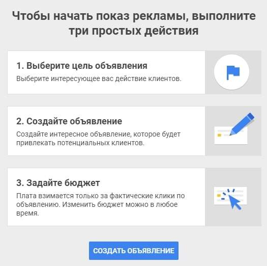 Реклама в Google Business