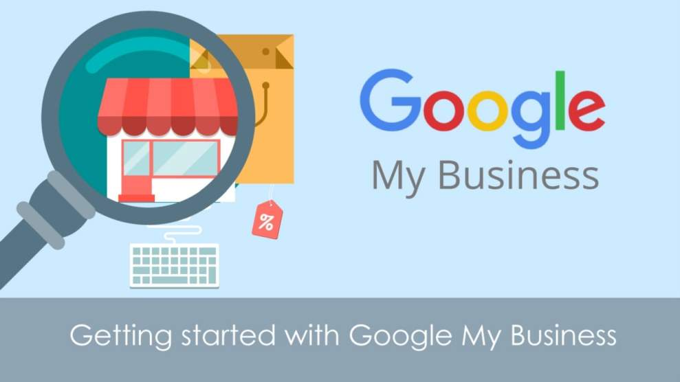 Начало работы с Google Business