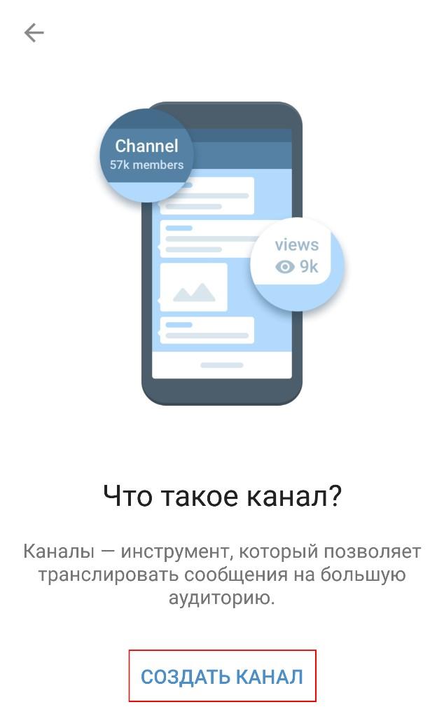 Что такое канал в Телеграм