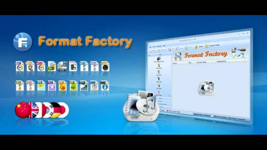 Format factory - UMI